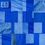Nr 40 blue wall Port